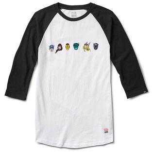 Men's Marvel Raglan T-Shirt