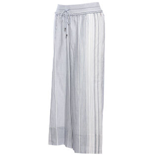Women's Tulum Stripe Crop Pant