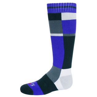 Juniors' Static Mid-Volume Sock