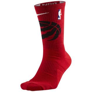 Men's Toronto Raptors Elite NBA Crew Sock