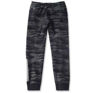 Men's Reflective Camo Slim Sweatpant