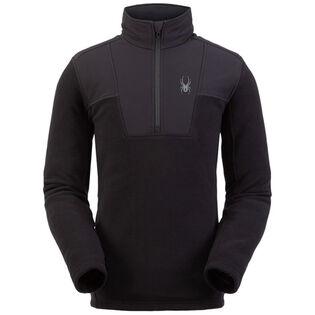Men's Basin Half-Zip Fleece Jacket