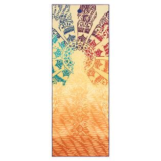 Yogitoes® Chakra Yoga Mat Towel