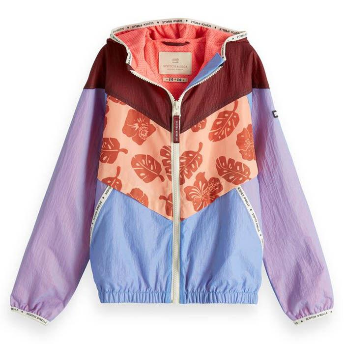 Veste Sporty à blocs de couleur pour filles juniors [8-16]