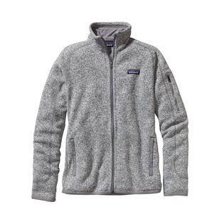 Chandail à fermeture éclair Better Sweater® pour femmes