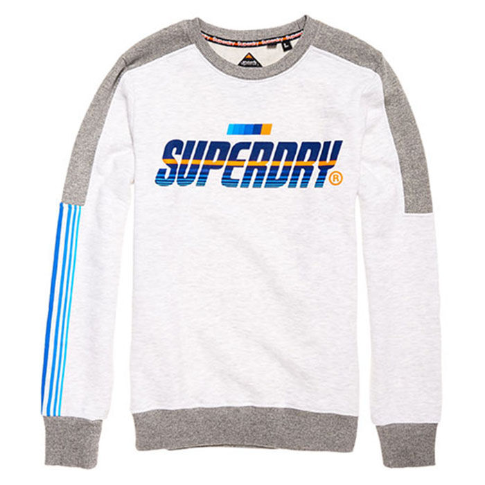 Men's Super Surf Crew Sweatshirt