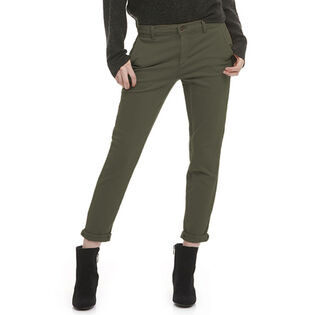 Women's Malia Relaxed Slim Chino Pant