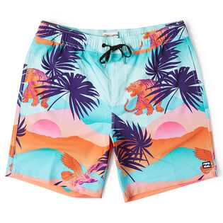 Men's Sundays Layback Swim Trunk