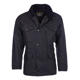 Men's Sapper Waxed Jacket