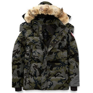 Men's Wyndham Parka Fusion Fit