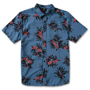 Men's Floral With Cheese Shirt