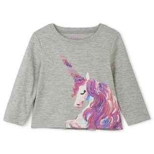 Baby Girls' [6-24M] Enchanted Unicorn T-Shirt