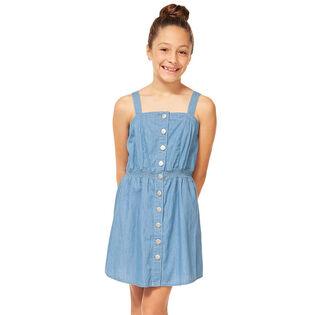 Robe en denim pour filles juniors [7-14]