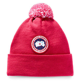 Juniors' Merino Pom Toque