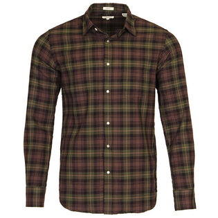 Men's Lightweight Flannel Shirt