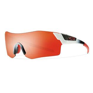 Pivlock™ Arena Sunglasses [White/Red]