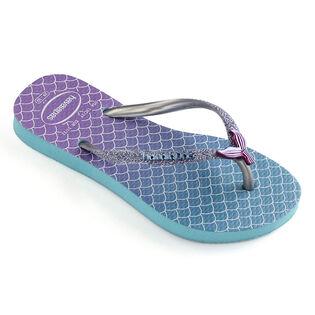 Juniors' [11-4] Slim Glitter Flip Flop Sandal