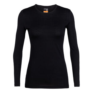 Women's Oasis Long Sleeve Crewe Top