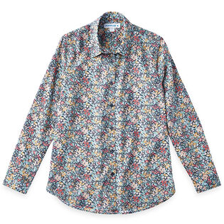 Women's Floral Printed Shirt