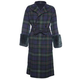 Women's Diego Reversible Wool Coat