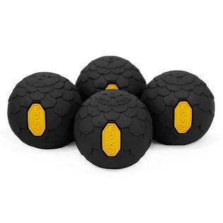 Vibram® Ball Feet Set (45MM)