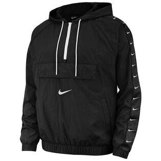 Men's Swoosh Woven Jacket