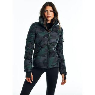Manteau Camo Freestyle pour femmes