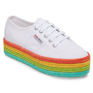 Women's 2790 Multicolour Platform Sneaker