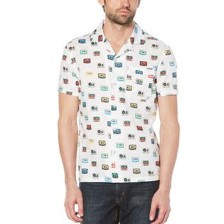 Men's Cassette Dobby Shirt