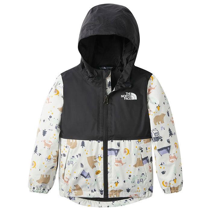 Kids' [2-6] Zipline Rain Jacket