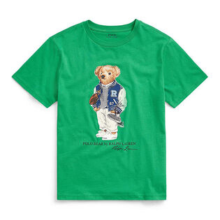 Junior Boys' [8-20] Polo Bear Cotton T-Shirt