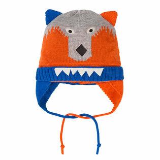 Boys' [2-6] Wolf Hat