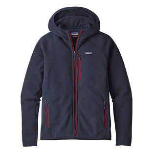 Men's Performance Better Sweater® Fleece Hoody Jacket