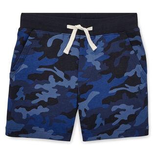 Boys' [5-7] Camo Cotton Jersey Short
