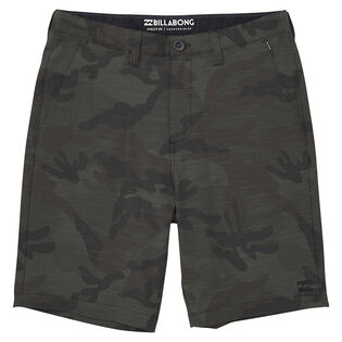Men's Crossfire X Slub Submersibles Short