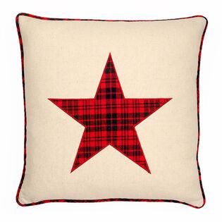 Holiday Series Edinburgh Star Pillow