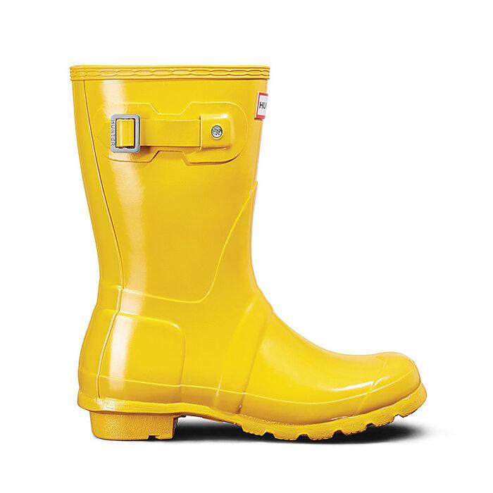 Women's Original Short Gloss Rain Boot