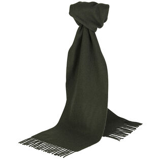 Unisex Solid Scarf