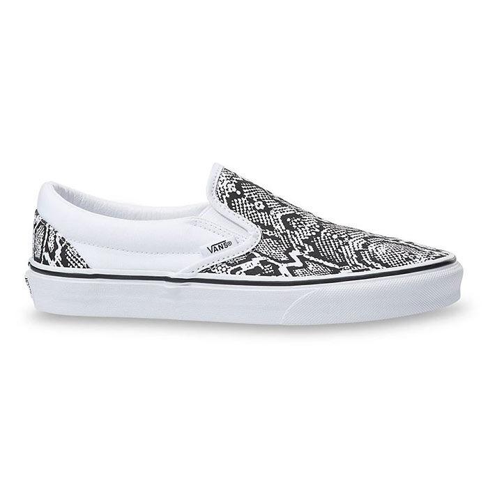 Women's Python Classic Slip-On Shoe