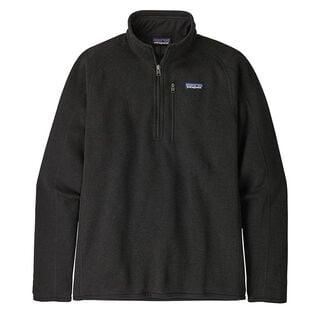 Men's Better Sweater® Quarter-Zip Fleece Top