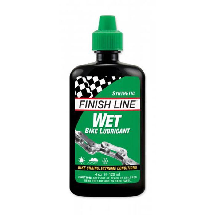 WET Bike Lubricant (4 Oz)