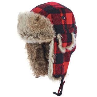 Unisex Plaid Trapper Hat Unisex Plaid Trapper Hat · Woolrich 70b78af19460