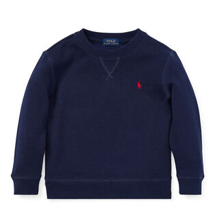 Boys' [2-4] Cotton-Blend Fleece Sweatshirt