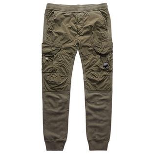 Pantalon de jogging Lens en mélange de molleton pour hommes