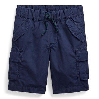 Boys' [2-4] Cotton Ripstop Cargo Short