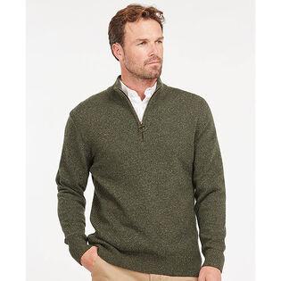 Men's Tisbury Half-Zip Sweater