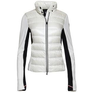 Women's Padded Hybrid Jacket