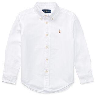 Boys' [2-4] Cotton Oxford Sport Shirt