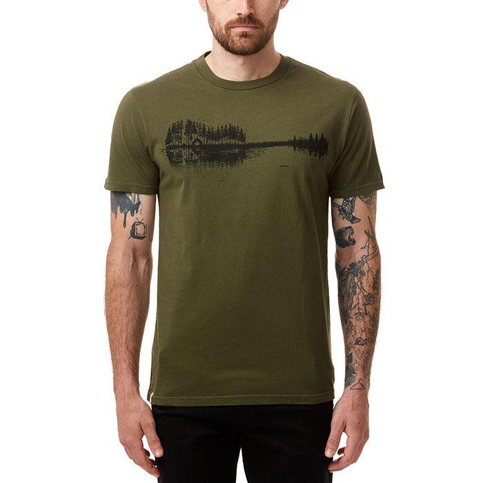Men's Summer Guitar T-Shirt