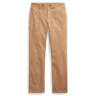 Junior Boys' [8-20] Slim Fit Stretch Corduroy Pant